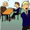 Schwerh�rig_Cartoon