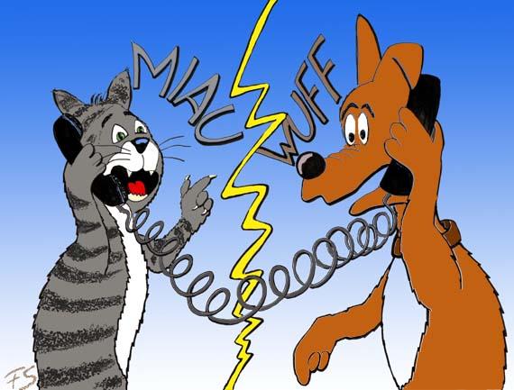 Cartoon kommunikation