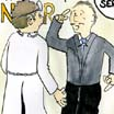 Sch�nheitschirurgie Cartoon