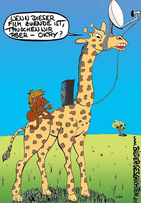 Zoo -  Cartoon